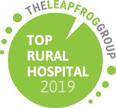 The Leapfrog Group Top Rural Hospital 2019